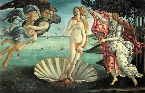 Venüs'ün Doğuşu: Boticelli'nin Büyüleyici Eseri