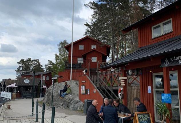 Fjäderholmarna: Stockholm'de Günübirlik Ada Kaçamağı