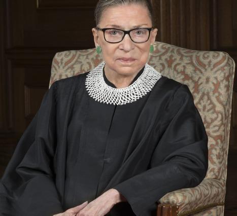 Ruth Bader Ginsburg: Yüksek Mahkeme Yargıcı ve Feminist İkonunun Yaşamı Belgesel Oluyor