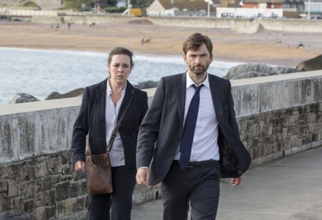 Broadchurch: Netflix'ten Bir İngiliz Kasaba Polisiyesi