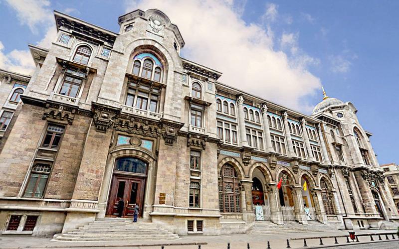 Büyük Postane, Eminönü