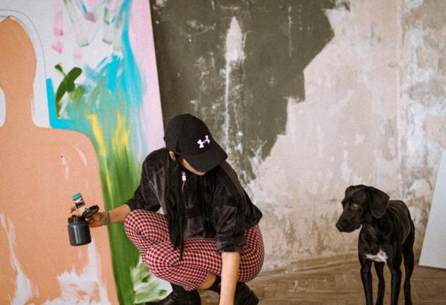 Deniz Avşar ile: Sanatla Buluşması ve Portreleri Üzerine