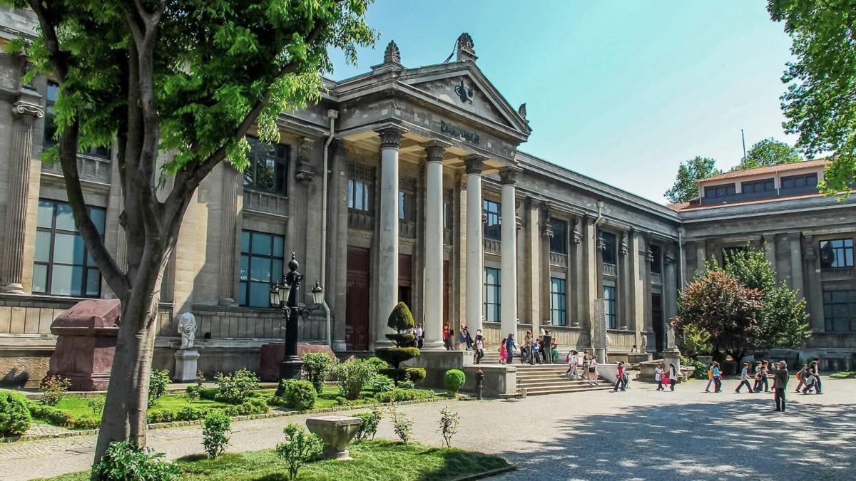 İstanbul Arkeoloji Müzesi (Alexandre Vallaury)