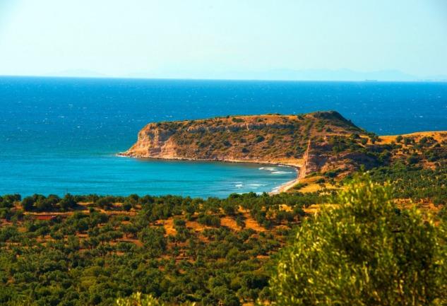 Akliman: Türkiye'nin En Batı Ucu ve Evimden İzlenimler