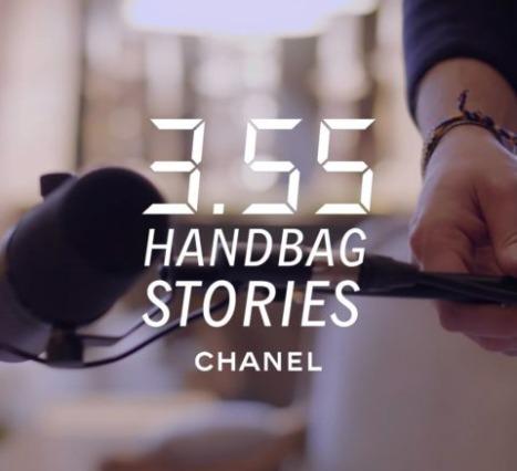 3.55: Chanel'in Farklı Sektörlerden İsimleri Bir Araya Getirdiği Podcast Serisi