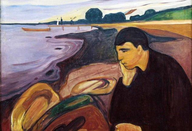 Edvard Munch: Resimlerin Melankoliyle Hayat Buluşu