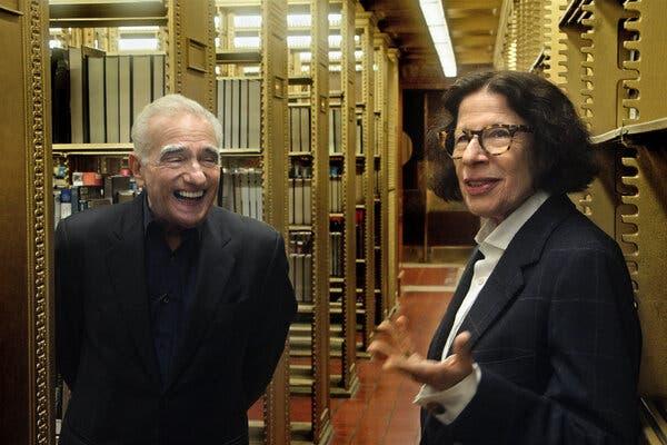 Fran Lebowitz & Martin Scorsese
