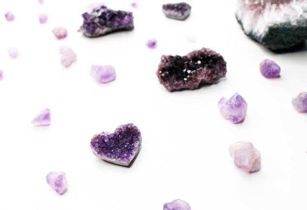 Kristaller: Evdeki Yeni İlham Perilerinizle Tanışın