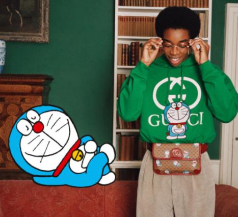 Gucci'nin Robot Kedisi The Doraemon: Zamanda Yolculuk
