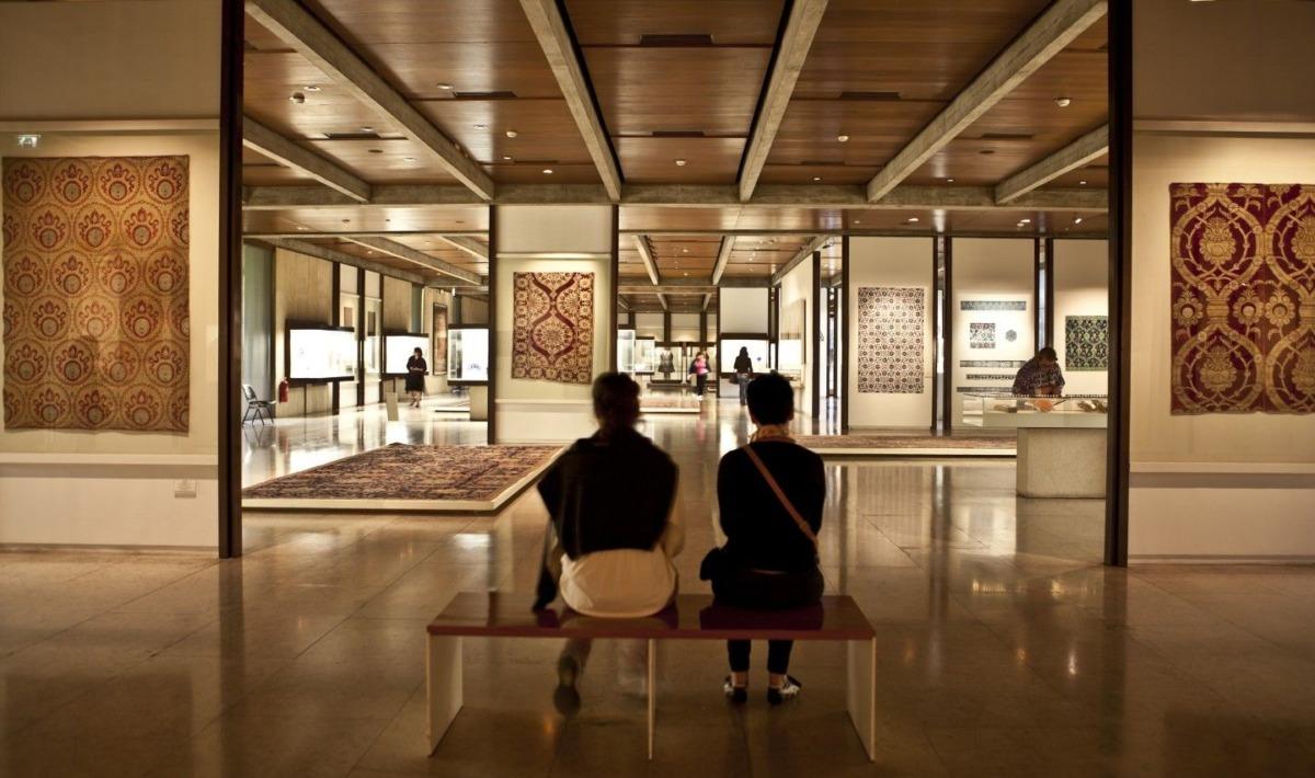 Online Mektep - Lizbon Gülbenkian Müzesi Sanal Gezisi