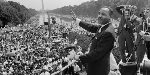 Dünyayı Değiştiren konuşmalardan - I have a dream