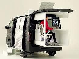 Karavan Ofis: Ev Ofis Kavramını Bir Adım Öteye Taşıyan Tasarımlar