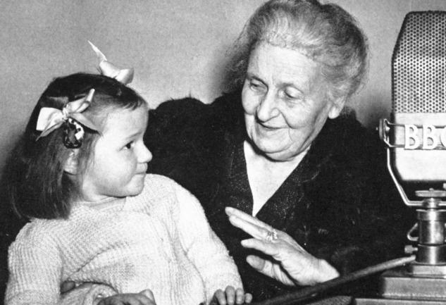 Casa dei Bambini: Montessori Eğitimini Esas Alan Okul