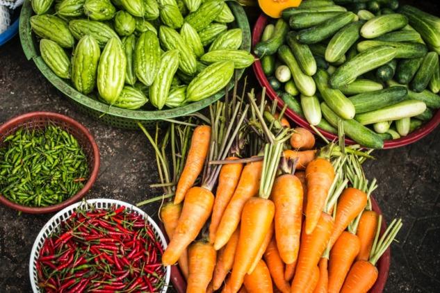 Sebze Çeşitleri