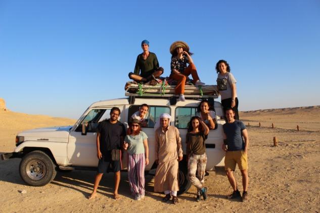 Hakan Çalışkan, Egypt, White Desert