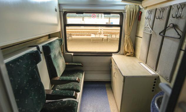 Halkalı-Sofya Treni