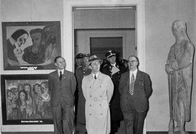 Dejenere Sanat: Nazilerin Sanata Darbesi