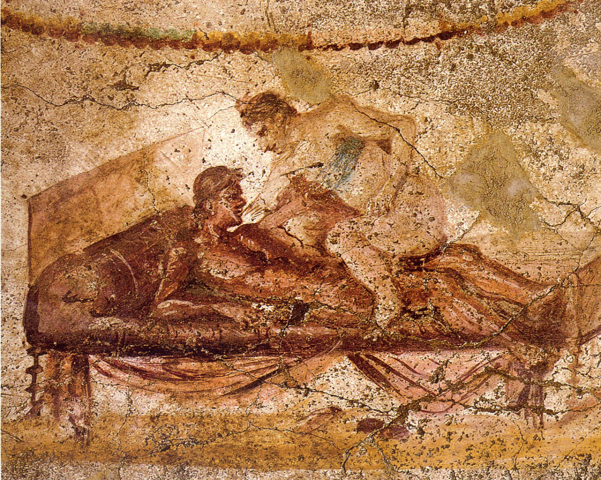 Pompeii Freskleri