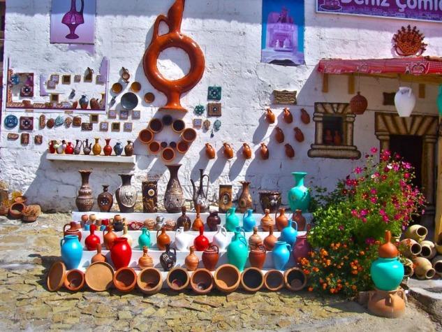 Mini Dükkan, Kapadokya