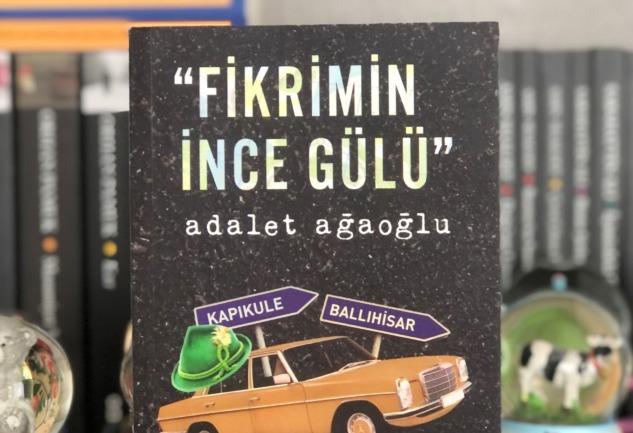 Fikrimin İnce Gülü: Türk Edebiyatı'nın İlk Yol Romanı