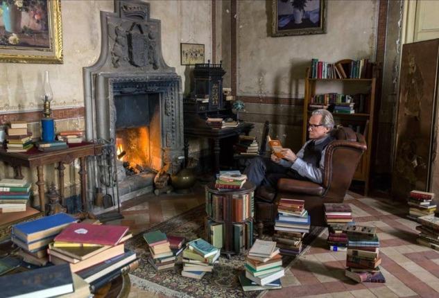 The Bookshop, Edmund Brundish