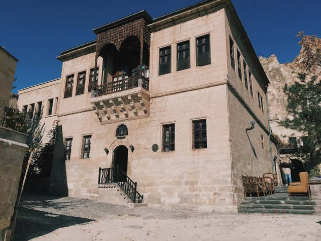 Asmalı Konak, Kapadokya