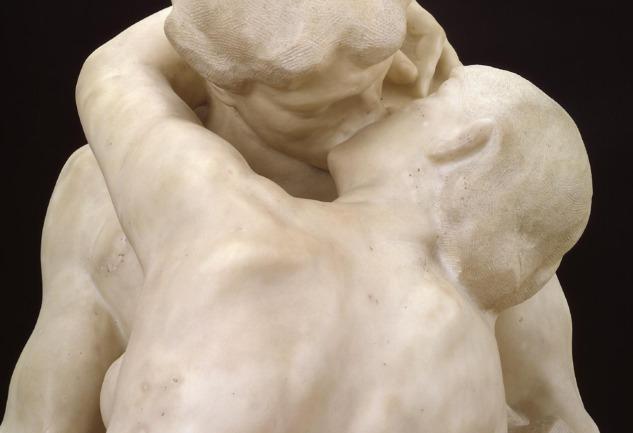 Auguste Rodin'den Öpücük: Sanat Tarihinde Aşkın Sembolü