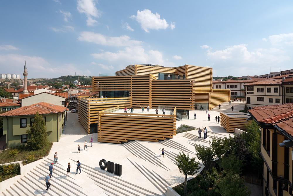 Odunpazarı Modern Müze, Eskişehir