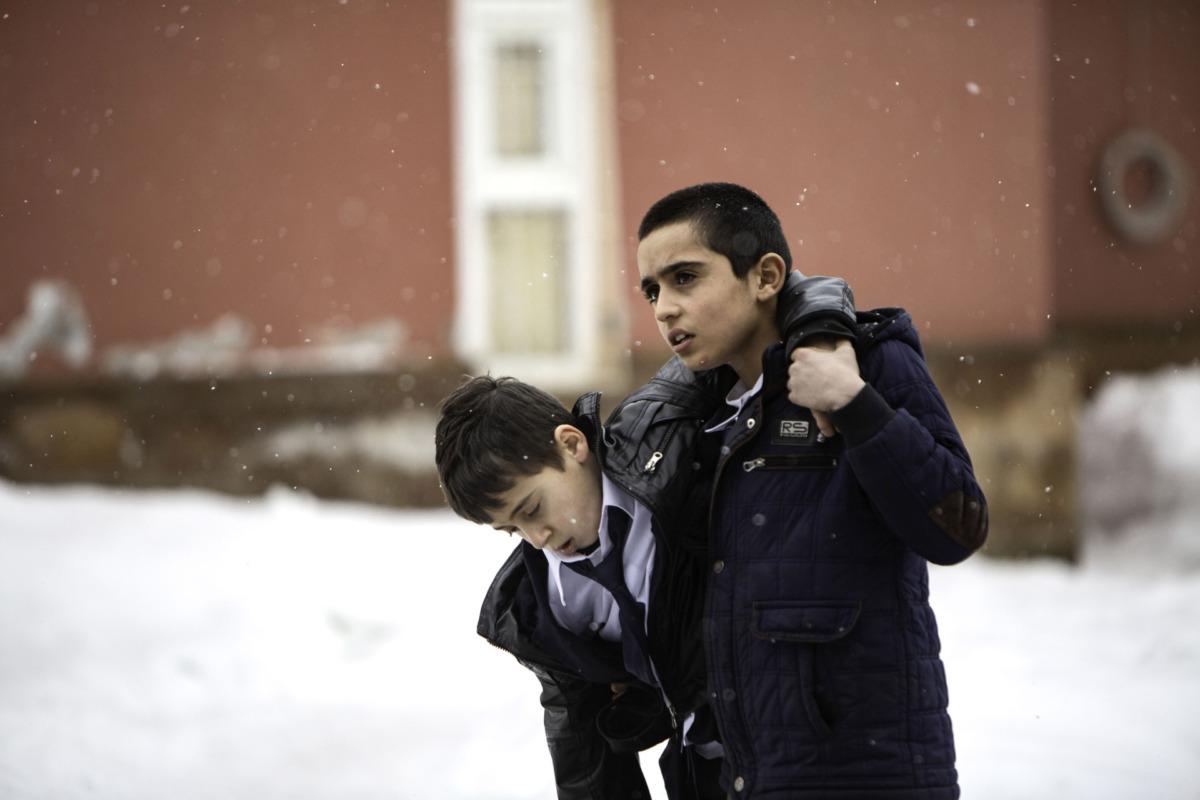 okul tıraşı berlin film festivali