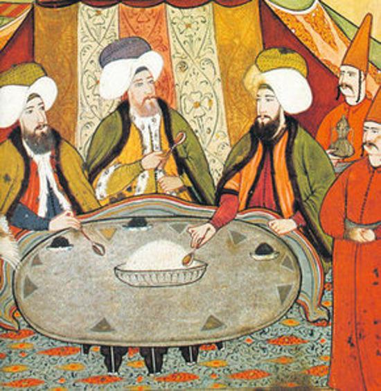 Osmanlıda Pilav