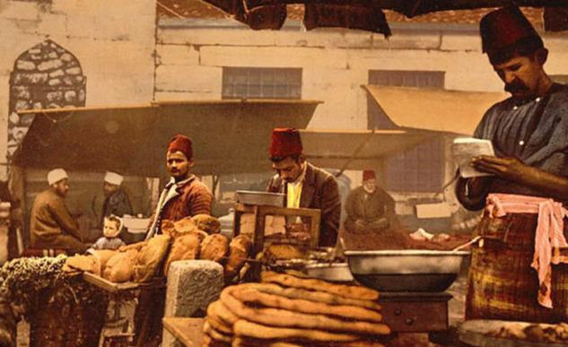 Osmanlı'da Ekmekler
