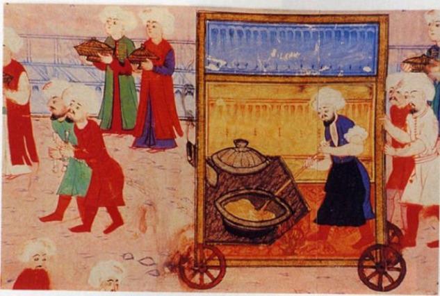 Osmanlı'da Aşure