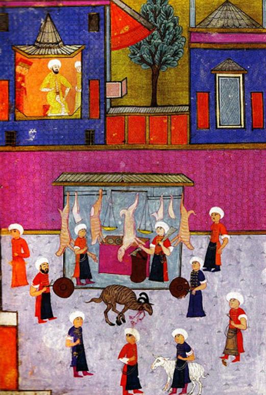 Osmanlı'da Kurban Bayramı |