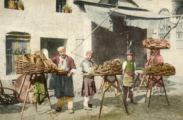 Osmanlı Simitçiler
