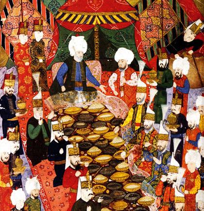 Osmanlı Mutfağı: 19. ve 20. Yüzyıl Lezzetleri