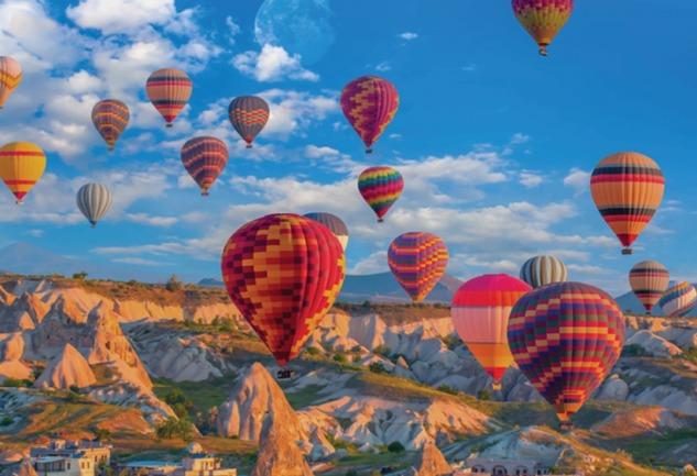 Kapadokya: Eski Zamanların ''Güzel Atlar Ülkesi''