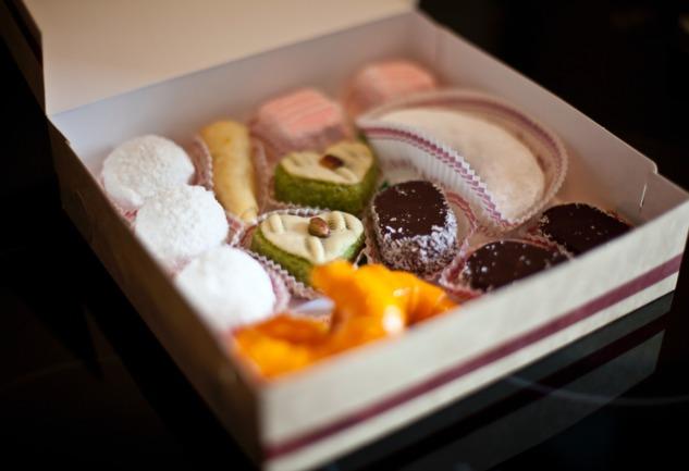 Sweet Box: Enerji Yükselten Tatlı Kutuları