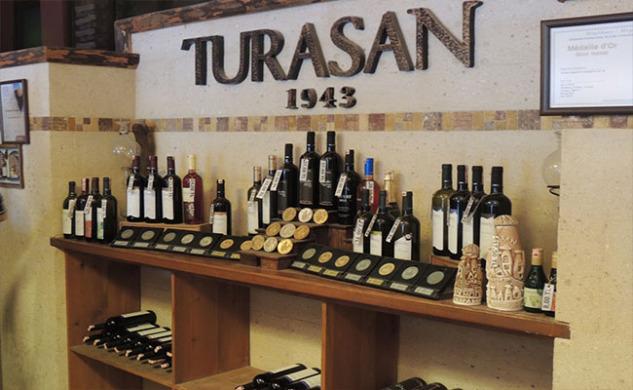 Turasan Şarap Mahzeni, Kapadokya
