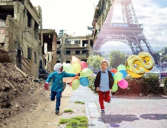 Uğur Gallenkuş: Farklı Dünyaları Tek Karede Sunan Sanatçı