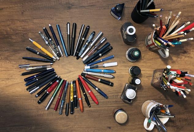 Yazmak ve Kalem Fetişi: Aşkın Bir Eyleme Dair Notlar