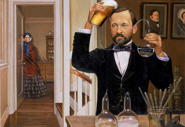 Louis Pasteur: İntikam Birasının Yaratıcısı Şarap Doktoru