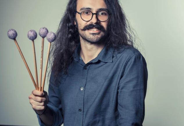 Can Tutuğ: Caza Tutkun Bir Vibrafonist