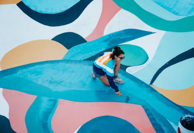 Gamze Yalçın İle: Rengarenk Sanatı ve İlhamları Üzerine