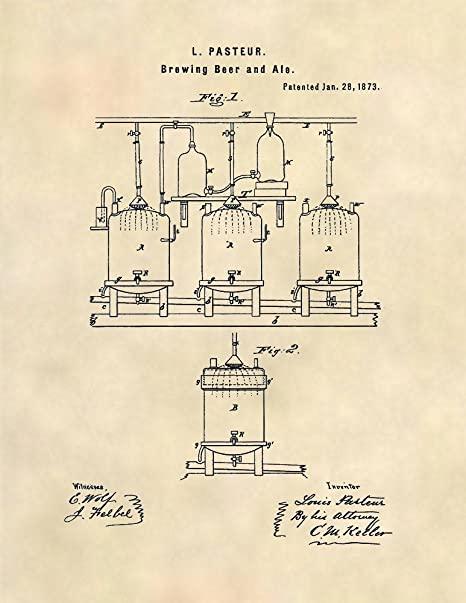 Pasteur İntikam Birası Formülü