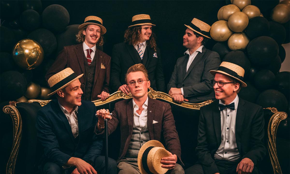 SWING'IT Norveçli Swing müzik grubu