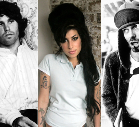 The Lost Tapes of the 27 Club: Amy Winehouse ve Nirvana'nın