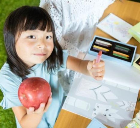 Vegetable Crayon: Atık Sebzelerden Güvenli Boya Kalemlerine