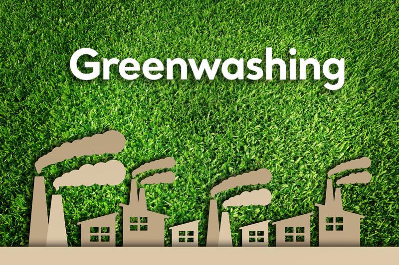 Yeşil Yıkamadan Kaçının