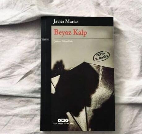 Beyaz Kalp: Marias'ın İnsanın Serüvenini Anlattığı Romanı