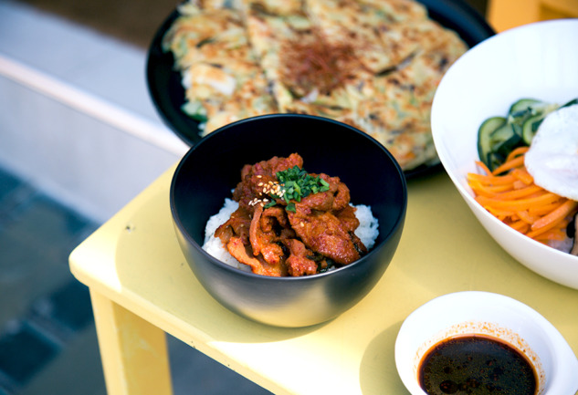 İstanbul'un Kore Restoranları: Güney Kore Lezzetleri Rehberi
